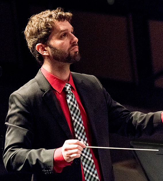 Spencer Aston, Assistant Conductor